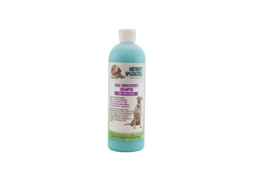 High Concentrate for dirty dogs 473 ml