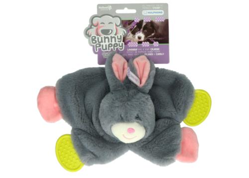 bunny puppy crunchy chew